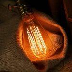 Vintage Edison Ampoule ST6440W E27ampoule à incandescence Retro industriel design leuucht pour chacun Nostalgie Méditerranée de la marque HLHL image 3 produit