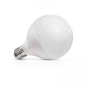 Vision-EL 77430B Ampoule LED E27 Globe 10W 4000°K, Aluminium et PC, E27, 10 W, Dépoli, (H x Ø)-140 mm x 95 mm de la marque Vision-EL image 0 produit