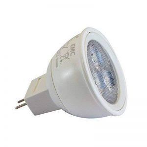 Vision-EL 78150C Ampoule LED GU4 MR111 3W 4000°K, Aluminium/PC, 3 W, Blanc de la marque Vision-EL image 0 produit
