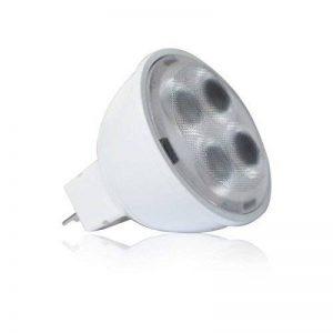 Vision-EL 78151C Ampoule LED MR111 3W 6000°K, Aluminium/PC, GU4, 3 W, Blanc de la marque Vision-EL image 0 produit