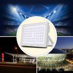 Viugreum® 200W LED Projecteur Extérieur Spotlight Lumière d'Inondation Ultra Lumineux - Imperméable IP65 Aluminium Mat [6F] - Blanc Froid (6000-6500K) de la marque Viugreum image 1 produit