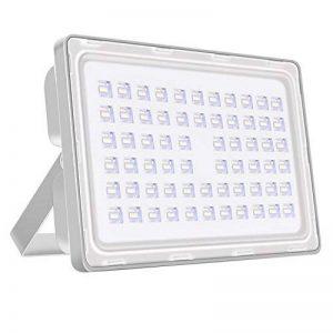 Viugreum® 200W LED Projecteur Extérieur Spotlight Lumière d'Inondation Ultra Lumineux - Imperméable IP65 Aluminium Mat [6F] - Blanc Froid (6000-6500K) de la marque Viugreum image 0 produit
