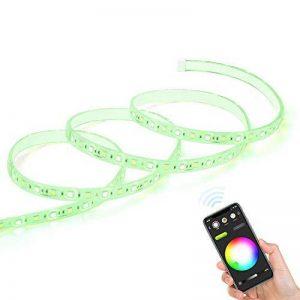 VOCOlinc - bande LS1 - LED - Eclairage Connecté - 2,5 mètres - Couleurs Personalisables - Ambiance Lumineuse - Accès à distance de la marque VOCOlinc image 0 produit