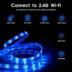 VOCOlinc - bande LS1 - LED - Eclairage Connecté - 2,5 mètres - Couleurs Personalisables - Ambiance Lumineuse - Accès à distance de la marque VOCOlinc image 1 produit