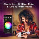 VOCOlinc - bande LS1 - LED - Eclairage Connecté - 2,5 mètres - Couleurs Personalisables - Ambiance Lumineuse - Accès à distance de la marque VOCOlinc image 3 produit