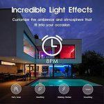 VOCOlinc - bande LS1 - LED - Eclairage Connecté - 2,5 mètres - Couleurs Personalisables - Ambiance Lumineuse - Accès à distance de la marque VOCOlinc image 4 produit