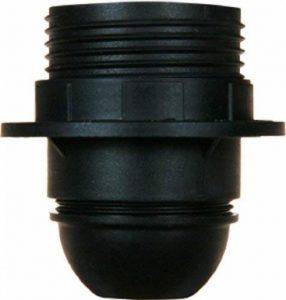 Voltman VOM530215 Accessoire d'Eclairage Douille avec Bague Plastique E27 Noir de la marque Voltman image 0 produit