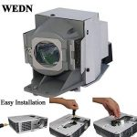 Wedn 1070ampoule lampe pour BenQ W1070W1080ST Ht1075Ht1085st ampoule lampe de remplacement pour vidéoprojecteur, avec boîtier de la marque WEDN image 3 produit