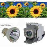 Wedn 1070ampoule lampe pour BenQ W1070W1080ST Ht1075Ht1085st ampoule lampe de remplacement pour vidéoprojecteur, avec boîtier de la marque WEDN image 4 produit