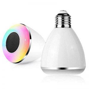 Weebot 3701110300796 Ampoule musicale Plastique 3 W E27 Blanc de la marque Weebot image 0 produit
