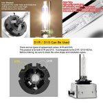 Win Power D1S D1R Ampoule Xénon HID Lampe de Rechange pour 12V 35W Voiture Phare Avant 4300K 6000K 8000K, lot de 2 de la marque Winpower image 2 produit