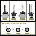 Win Power D2S D2R Ampoule Xénon HID Lampe de Rechange pour 12V 35W Voiture Phare Avant 4300K 6000K 8000K, lot de 2 de la marque Winpower image 4 produit