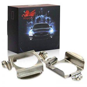 Win Power H7 Support d'adaptateurs pour ampoules de phare LED, lot de 2 de la marque Winpower image 0 produit