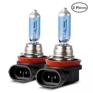 Win Power H8 12V 100W Lampe Xénon Halogène Ampoule Lumière Blanche 6000K, 2 pièces de la marque Winpower image 0 produit
