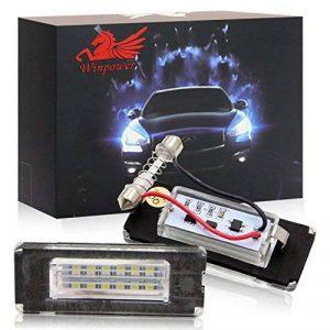 Win Power LED licence lampe de plaque d'immatriculation assemblée Blanc froid lamps ampoule de la marque Winpower image 0 produit