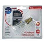 Wpro - Ampoule de four 300° - E14 - 40W - 220V - T29 - 484000008841 de la marque Wpro image 1 produit