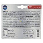 Wpro - Ampoule de four 300° - E14 - 40W - 220V - T29 - 484000008841 de la marque Wpro image 2 produit