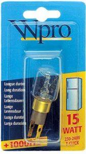 Wpro LRT009 Ampoule Froid TClick T25 15 W 220 V de la marque Wpro image 0 produit