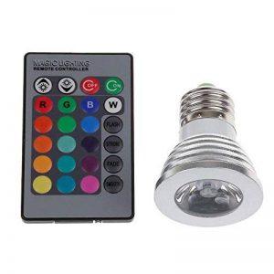 XCSOURCE reg; Ampoule 3W GU1016couleurs à changement de couleur RGB LED à contrôle à distance Lumière pour la maison LD129 de la marque XCSOURCE image 0 produit