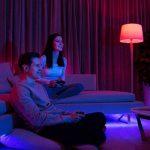 Yeelight A60 10W Smart LED Lampe de lumière Wifi e27 800lm Multicolore 220V, barre de gradateur via iOS et système Android, compatible avec Amazon Alexa et Google Home de la marque Yeelight image 3 produit
