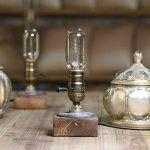 Yuens Vintage Loft Lampes de table Dimmable bois bureau lampe maison Light Bar Decor de la marque YUENSLIGHTING image 3 produit