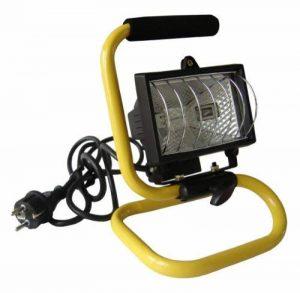 Zenitech - Projecteur Halogène 400W Portatif IP54 NF de la marque Zenitech image 0 produit